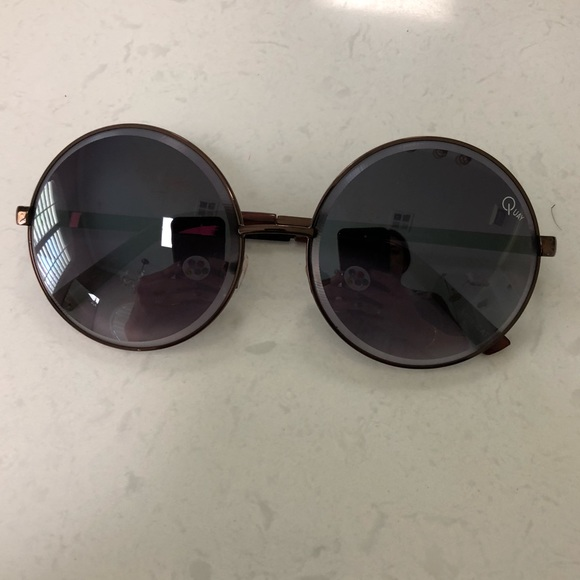 347eca99b0 50% OFF TODAY ONLY! Quay Chelsea Girl Sunglasses.  M 5bd477afaa5719c9b1abc88b. Other Accessories ...